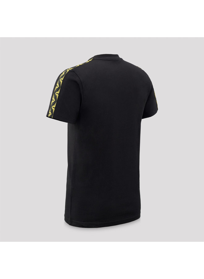 Rejecta t-shirt black/tape