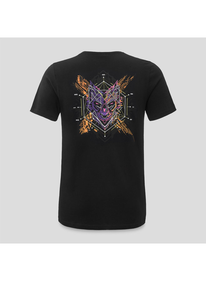 Frequencerz limited 10 years t-shirt