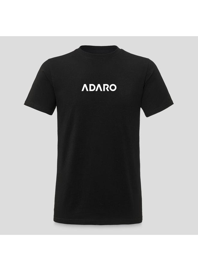 Adaro t-shirt black/white