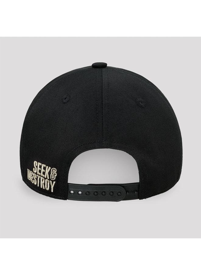 Gunz For Hire Seek & Destroy Baseball cap