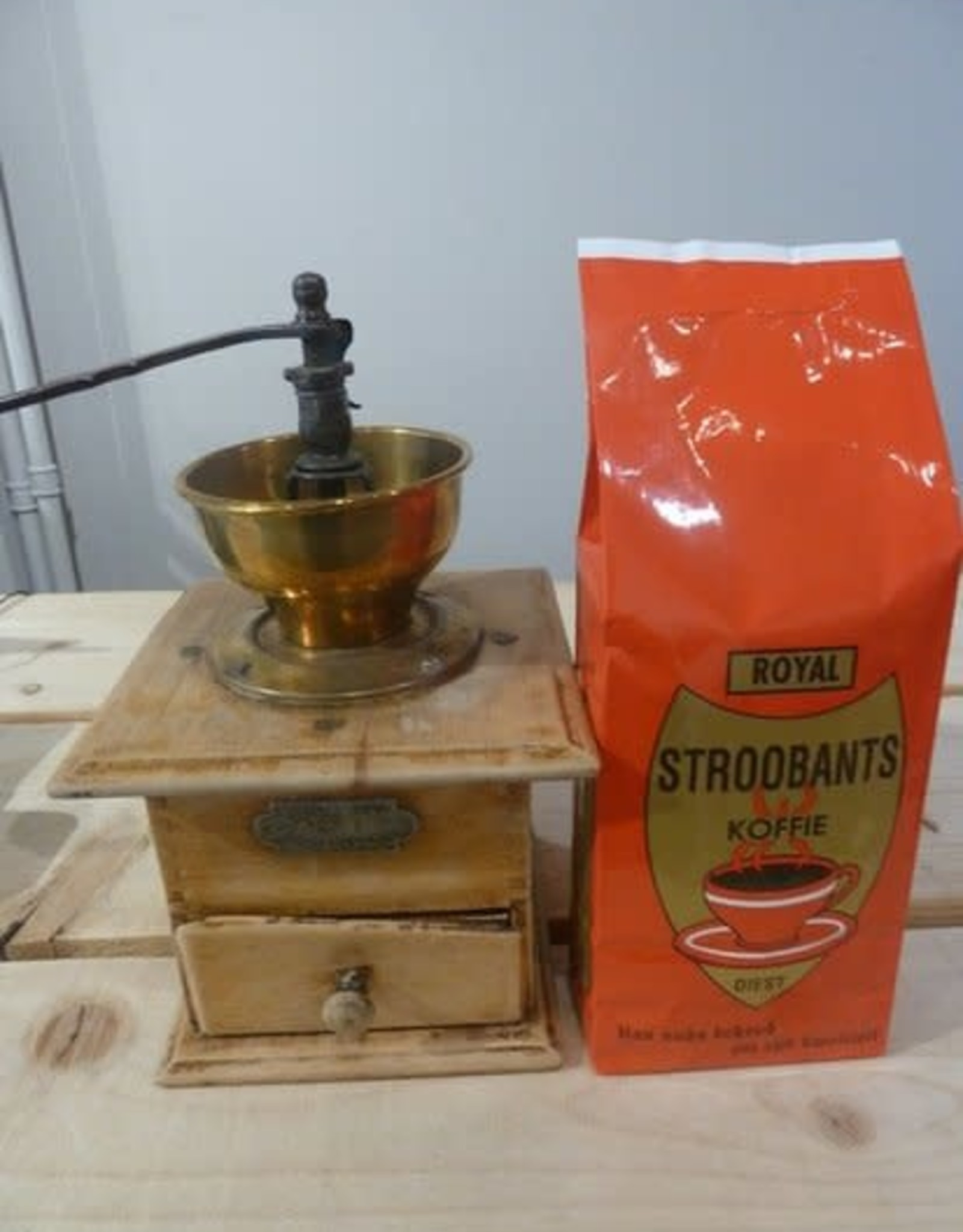 Stroobants Stroobants Royal koffie gemalen (500g)