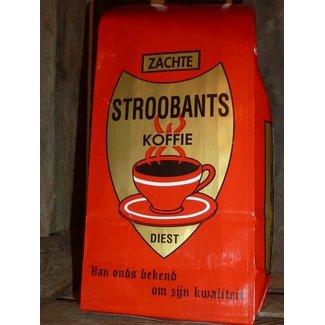 Stroobants Stroobants Zachte koffie gemalen (500g)
