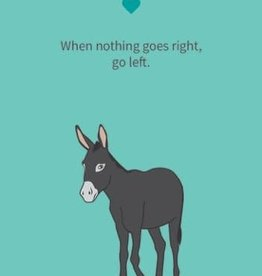 De vliertuin Ezelwenskaart 'right'