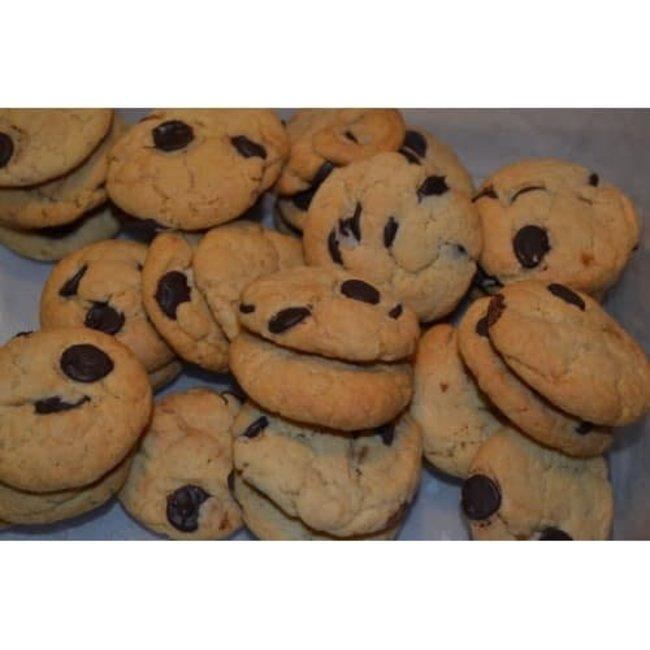 Naduah Chocolate chip cookies vegan