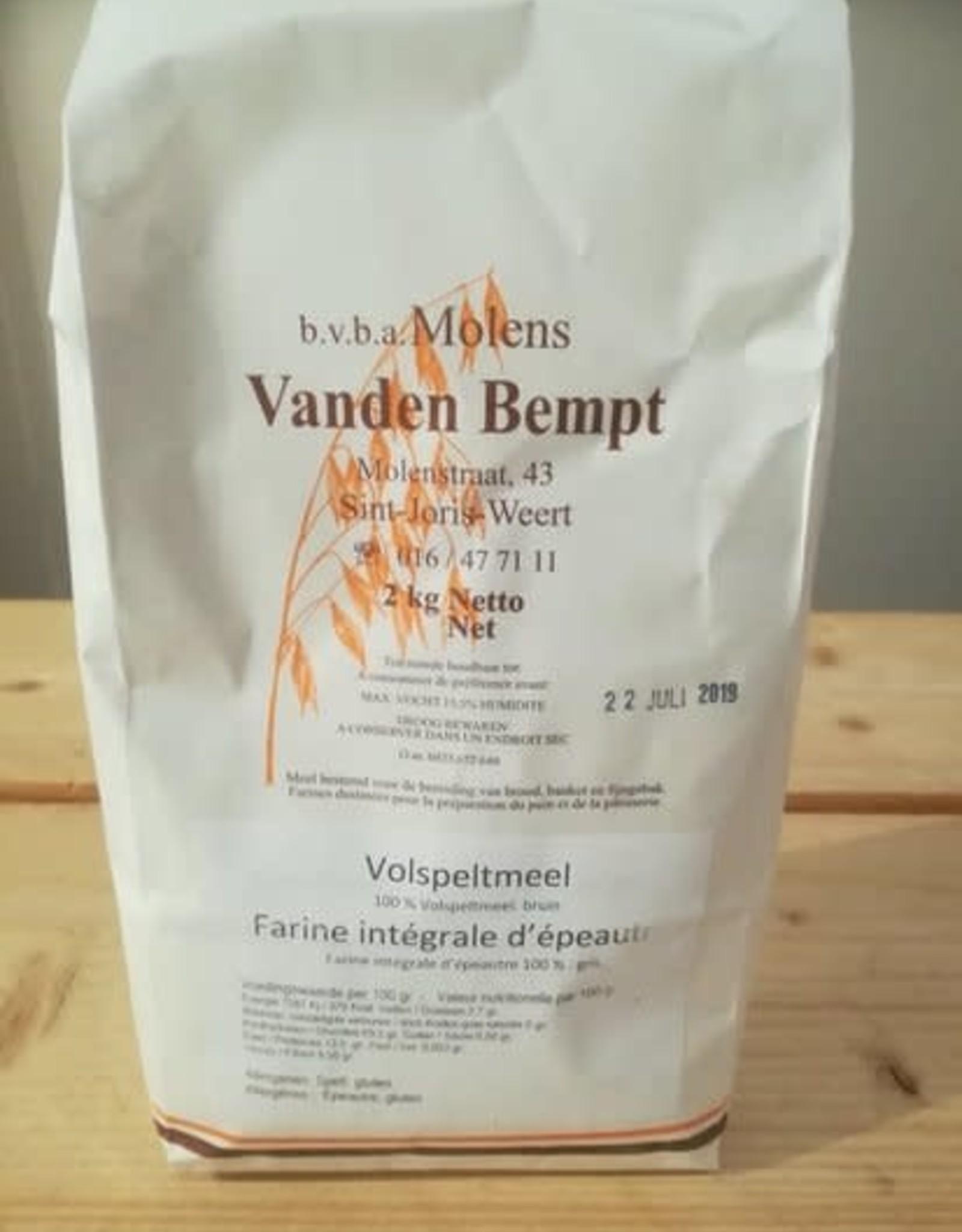 Molens Vanden Bempt Volspeltmeel 2kg