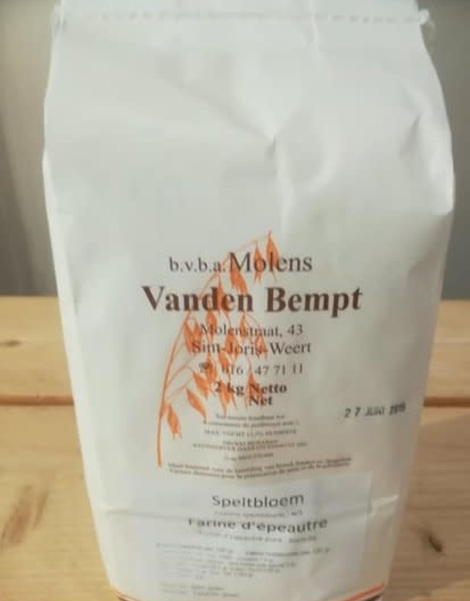 Molens Vanden Bempt Speltbloem 2kg