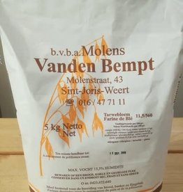 Molens Vanden Bempt Tarwebloem 11,5/560 5 kg