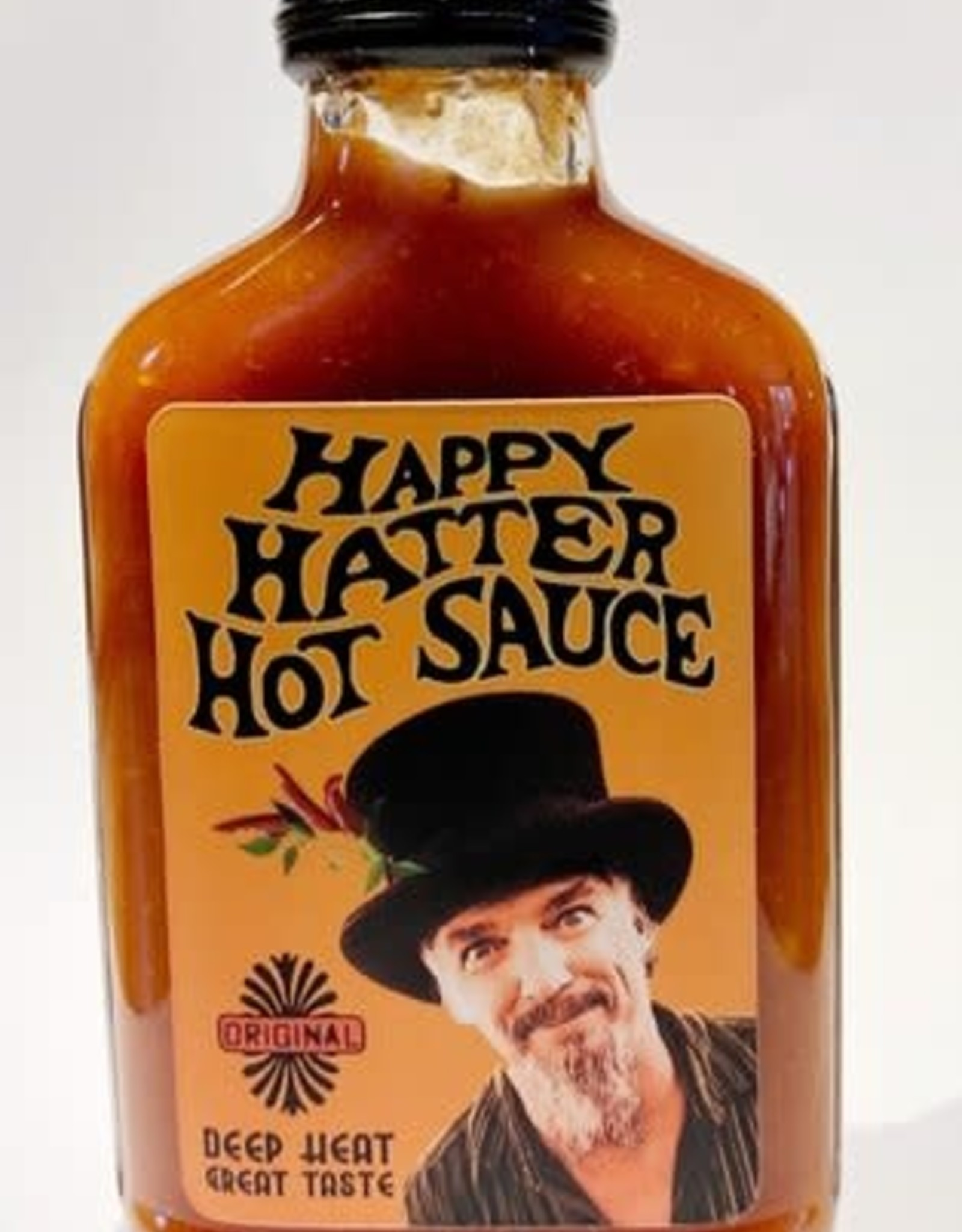 Happy Hatter Hot Sauce Happy hatter hot sauce