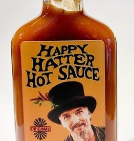 Happy Hatter Hot Sauce Happy hatter hot sauce