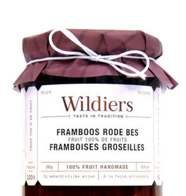 Wildiers Fruitbeleg framboos-rode bes