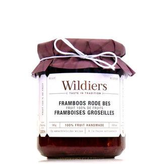Wildiers Fruitbeleg framboos-rode bes
