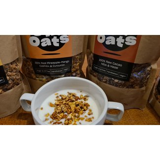 Oh! Oats Granola Daily Gold