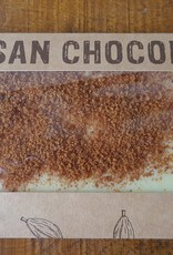 Chocolaterie Delvora Chocoladereep wit met peperkoekcrumble