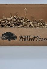 Straffe Streek Medium kartonnen tray Straffe Streek