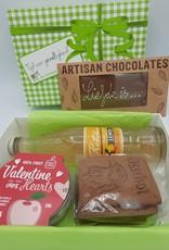 De vliertuin Geschenkpakket 'Liefde is...'