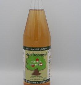 Den Boogerd Appel-gembersap 75cl