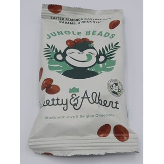 Betty & Albert Jungle beads