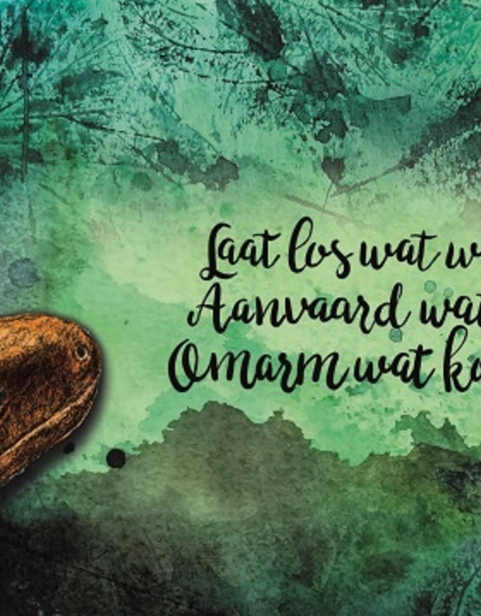 Ellement Wenskaart Hazelworm