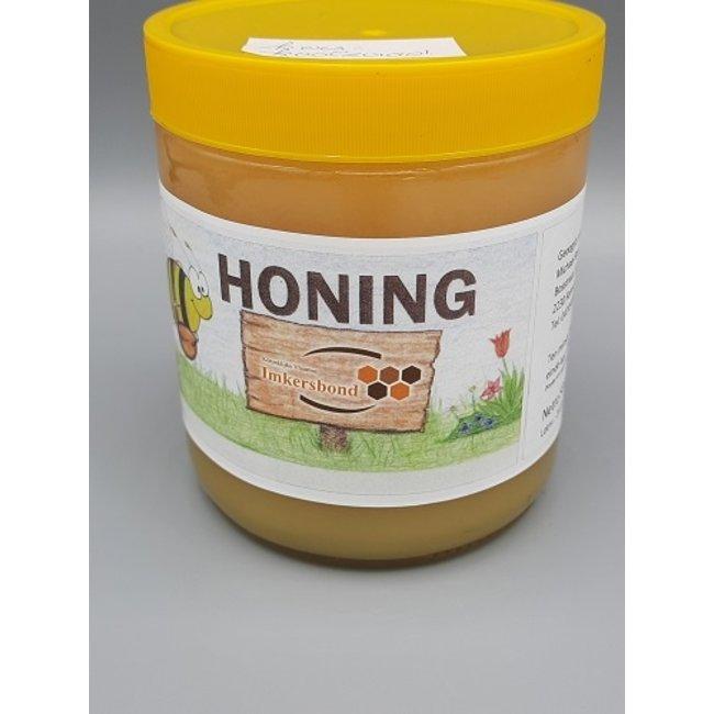 Michael Boeckx Honing kers/koolzaad