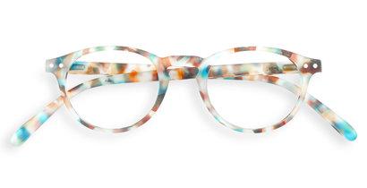 Izipizi leesbril model A Blue Tortoise