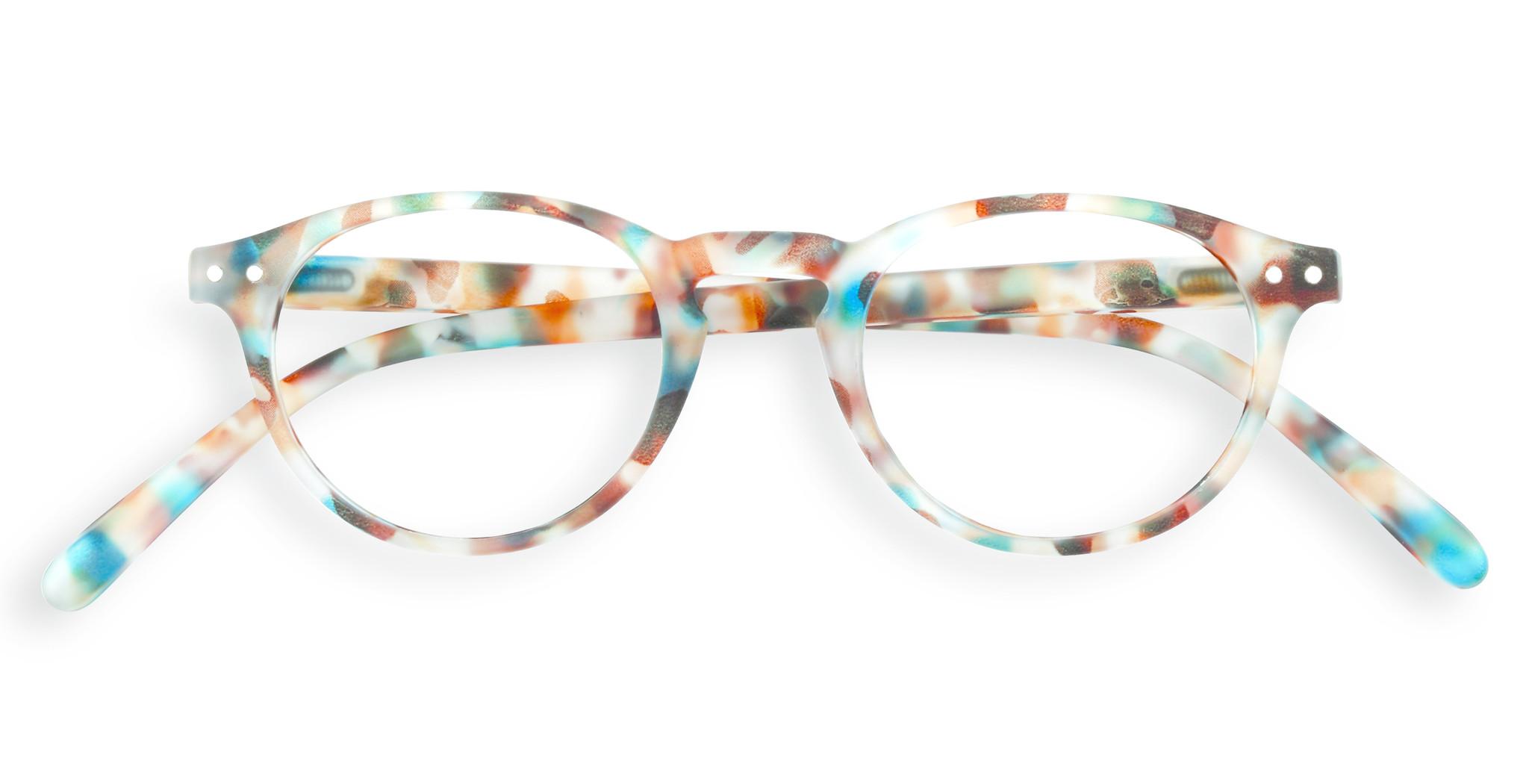Izipizi leesbril model A Blue Tortoise-1