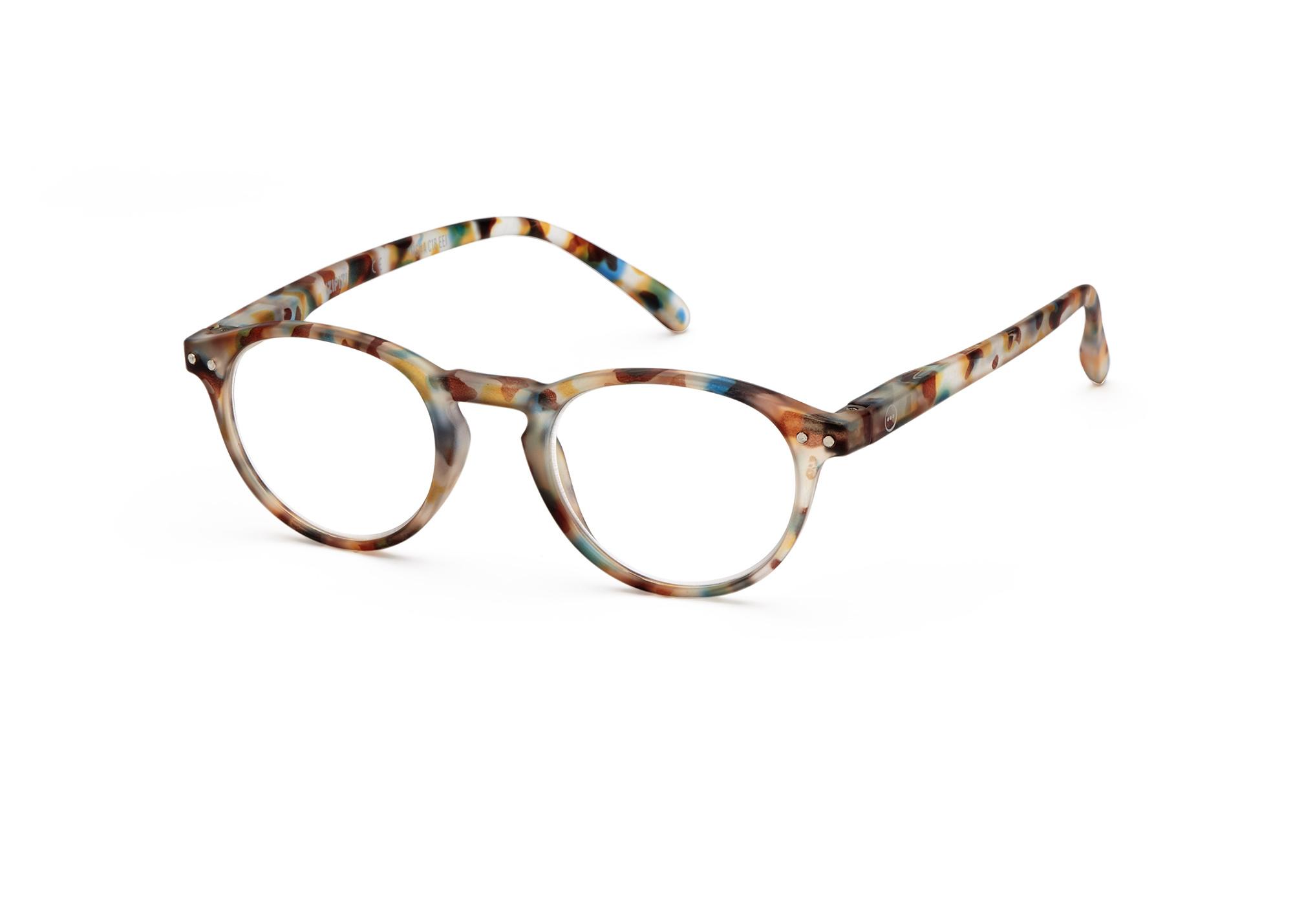 Izipizi leesbril model A Blue Tortoise-3