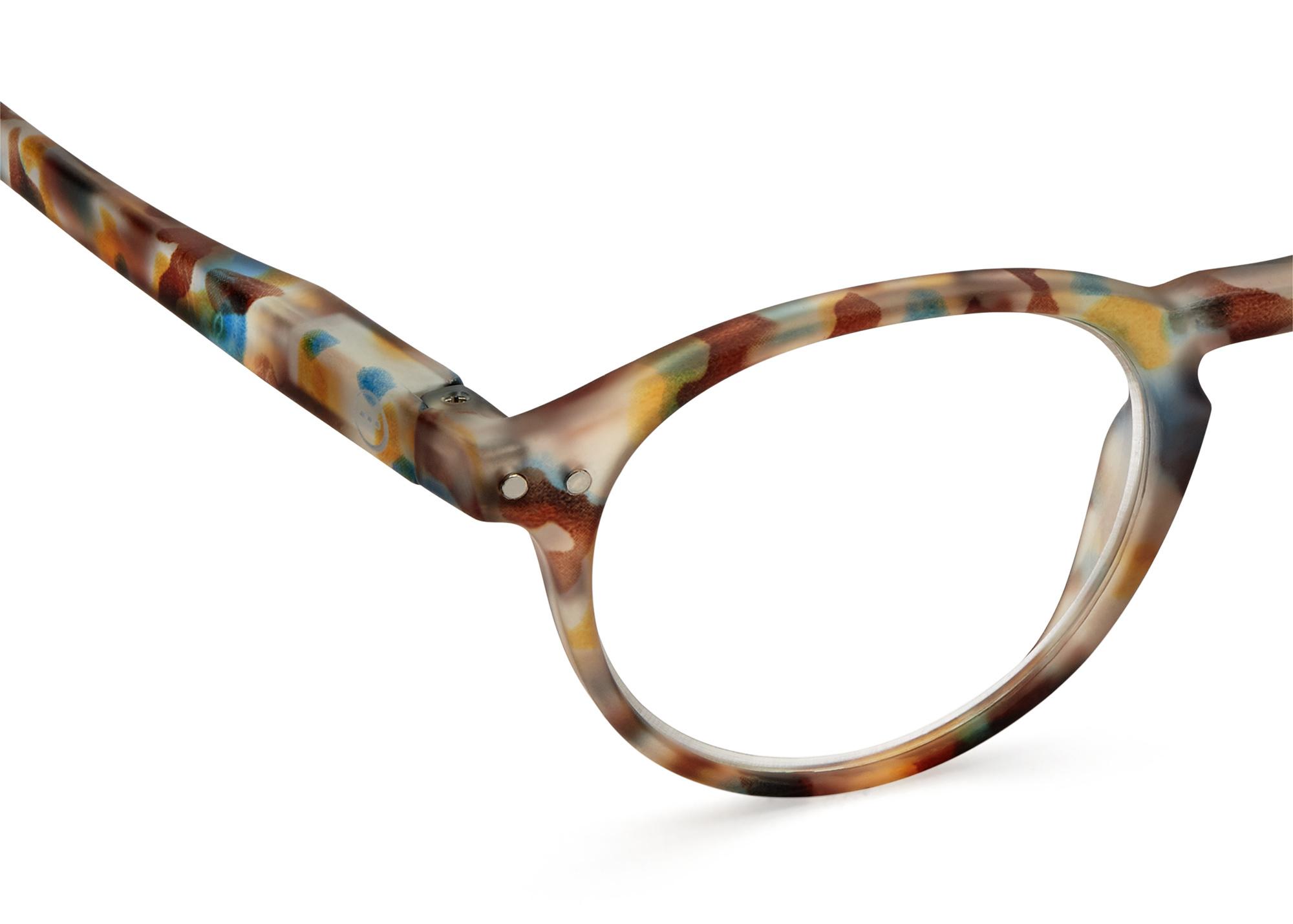 Izipizi leesbril model A Blue Tortoise-2