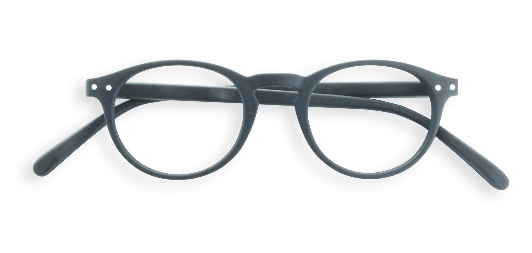 Izipizi leesbril model A Black-1
