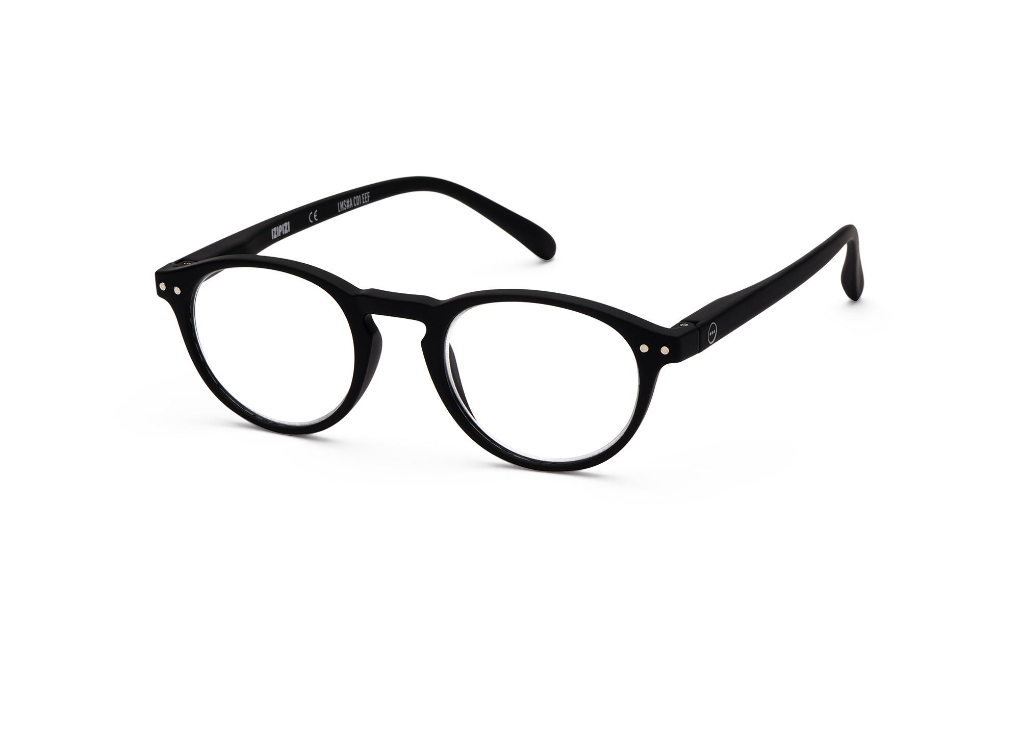 Izipizi leesbril model A Black-3