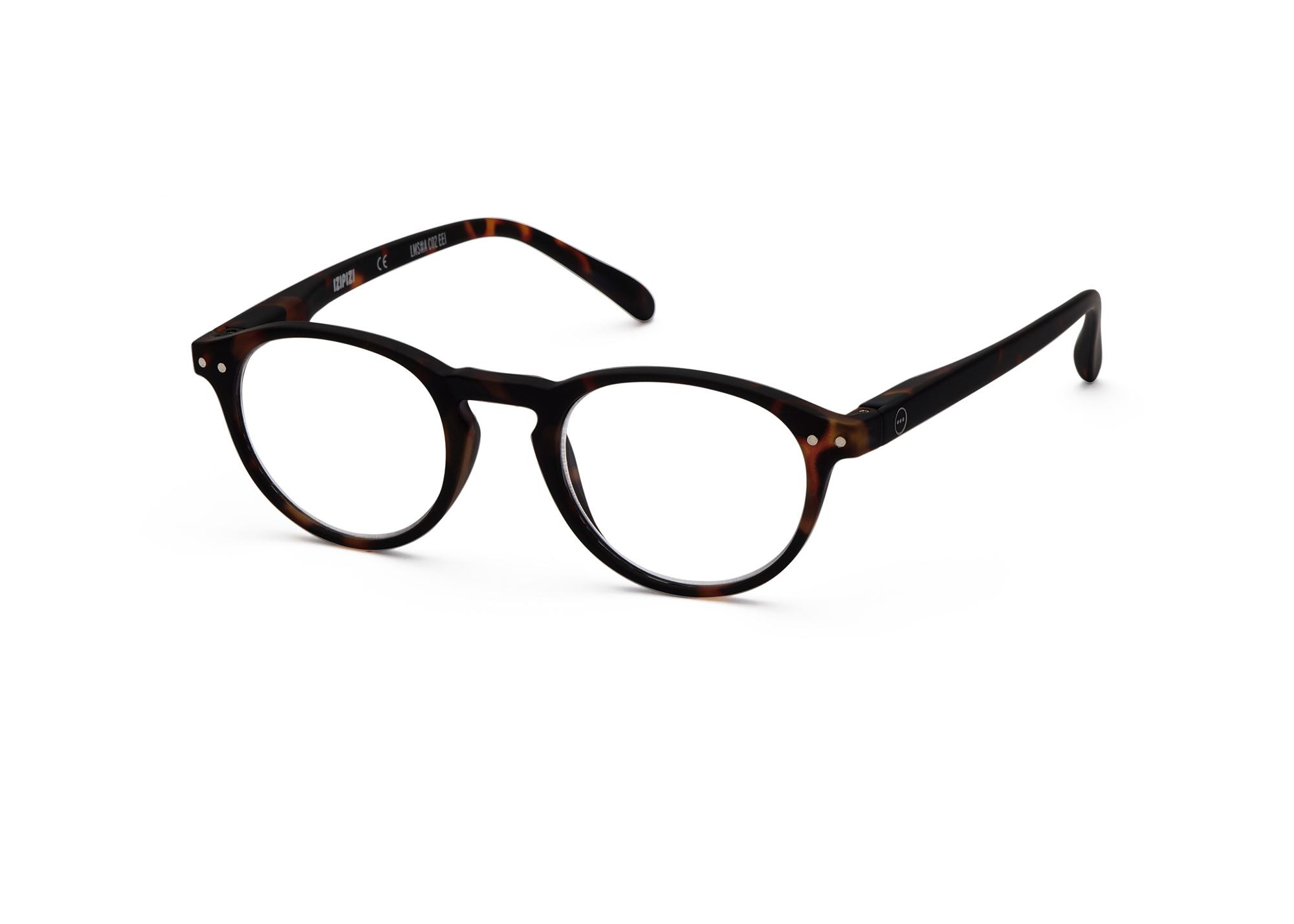 Izipizi leesbril model A Tortoise-3