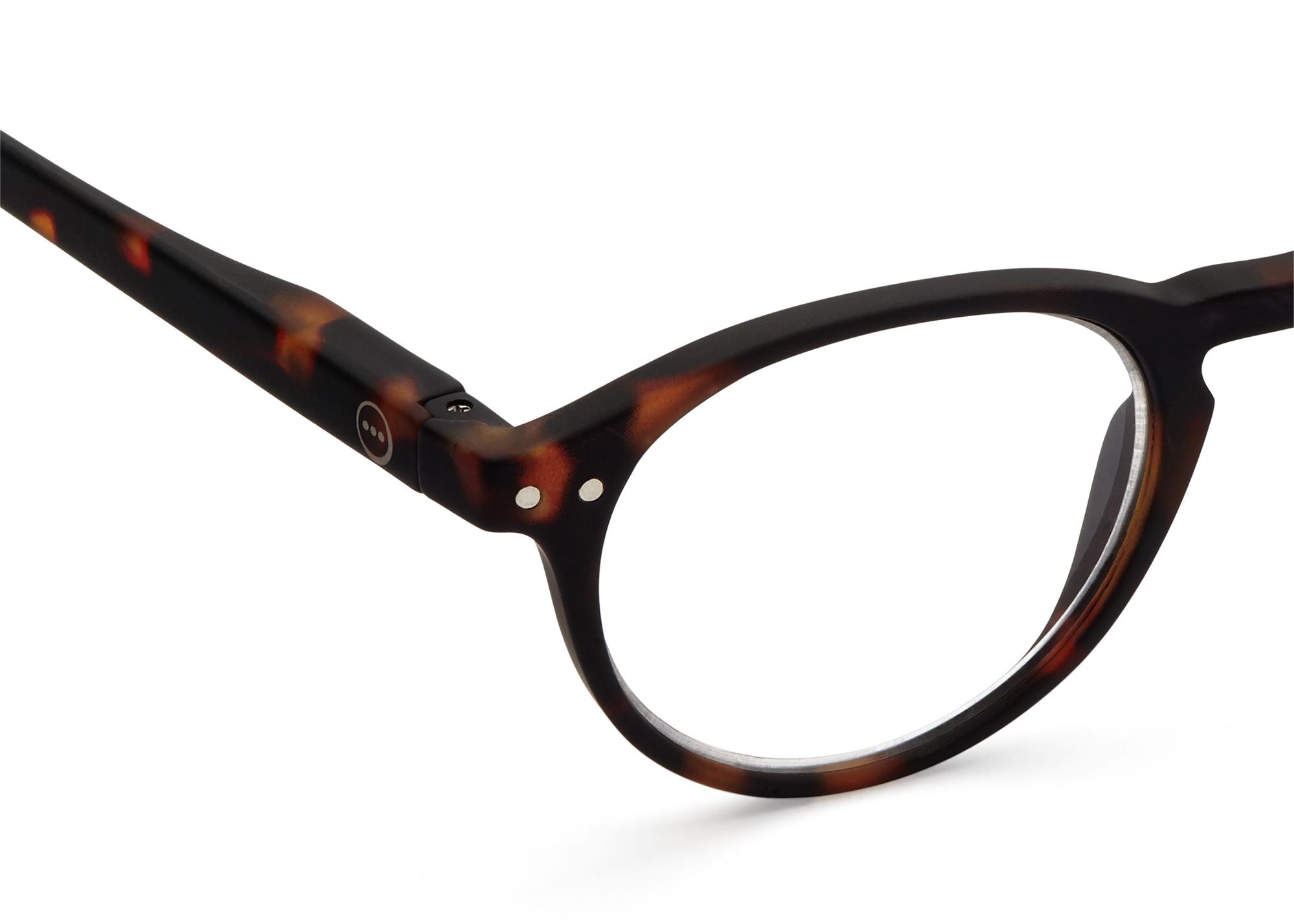 Izipizi leesbril model A Tortoise-2