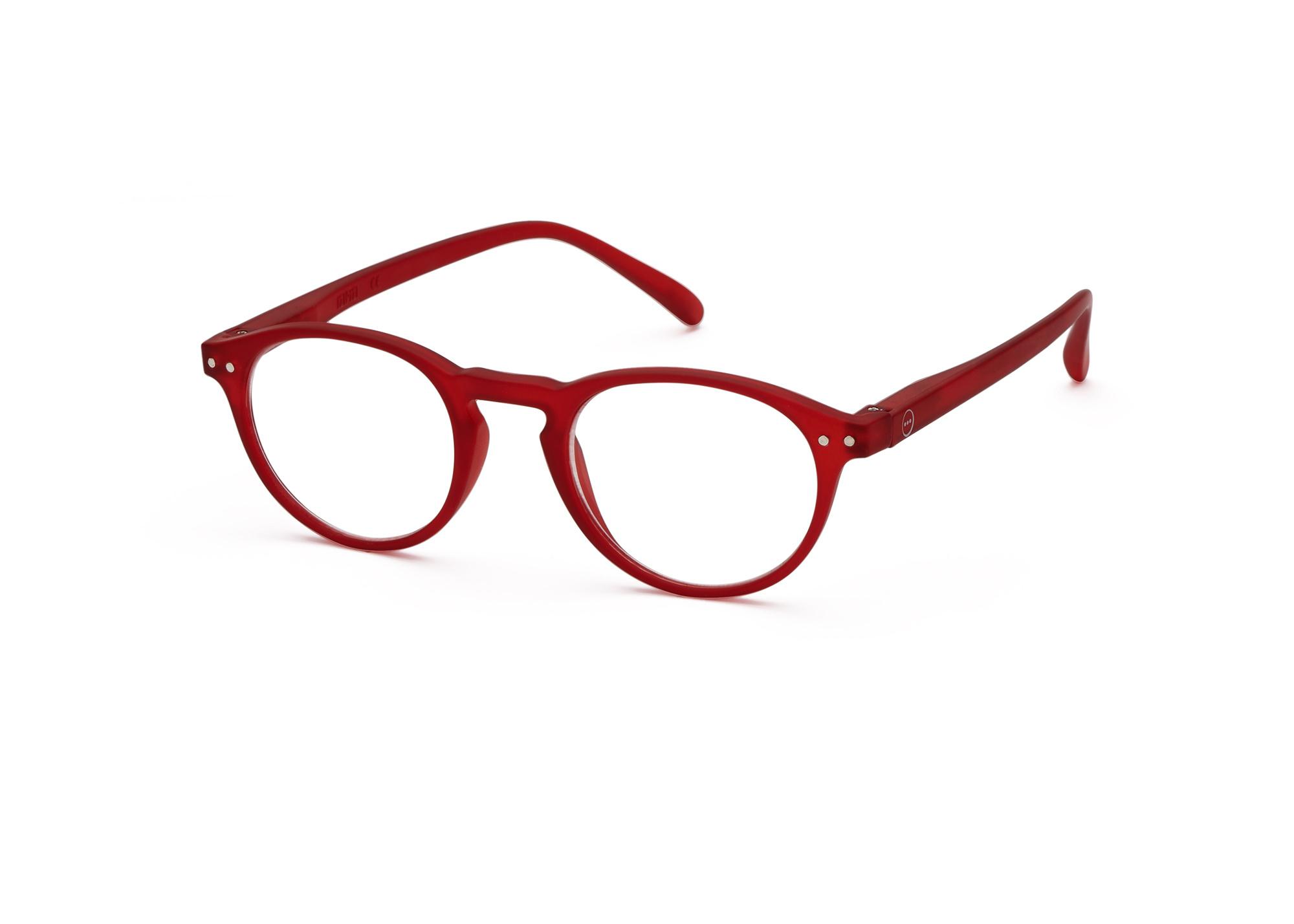 Izipizi leesbril model A Red-3