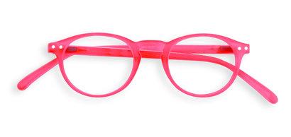 Izipizi leesbril model A Red