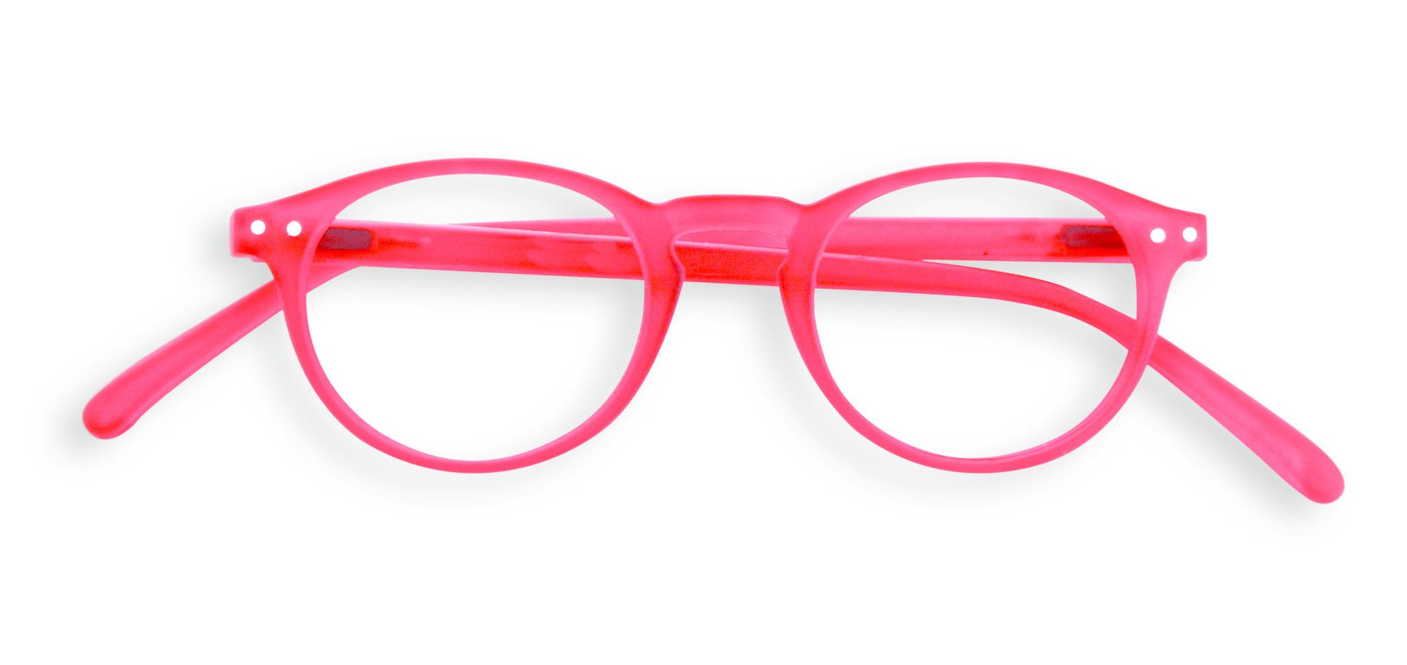 Izipizi leesbril model A Red-1