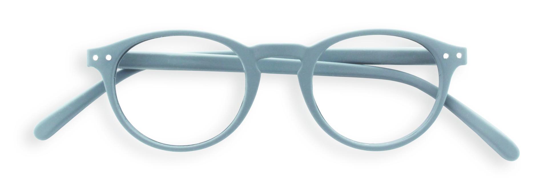 Izipizi leesbril model A Grey