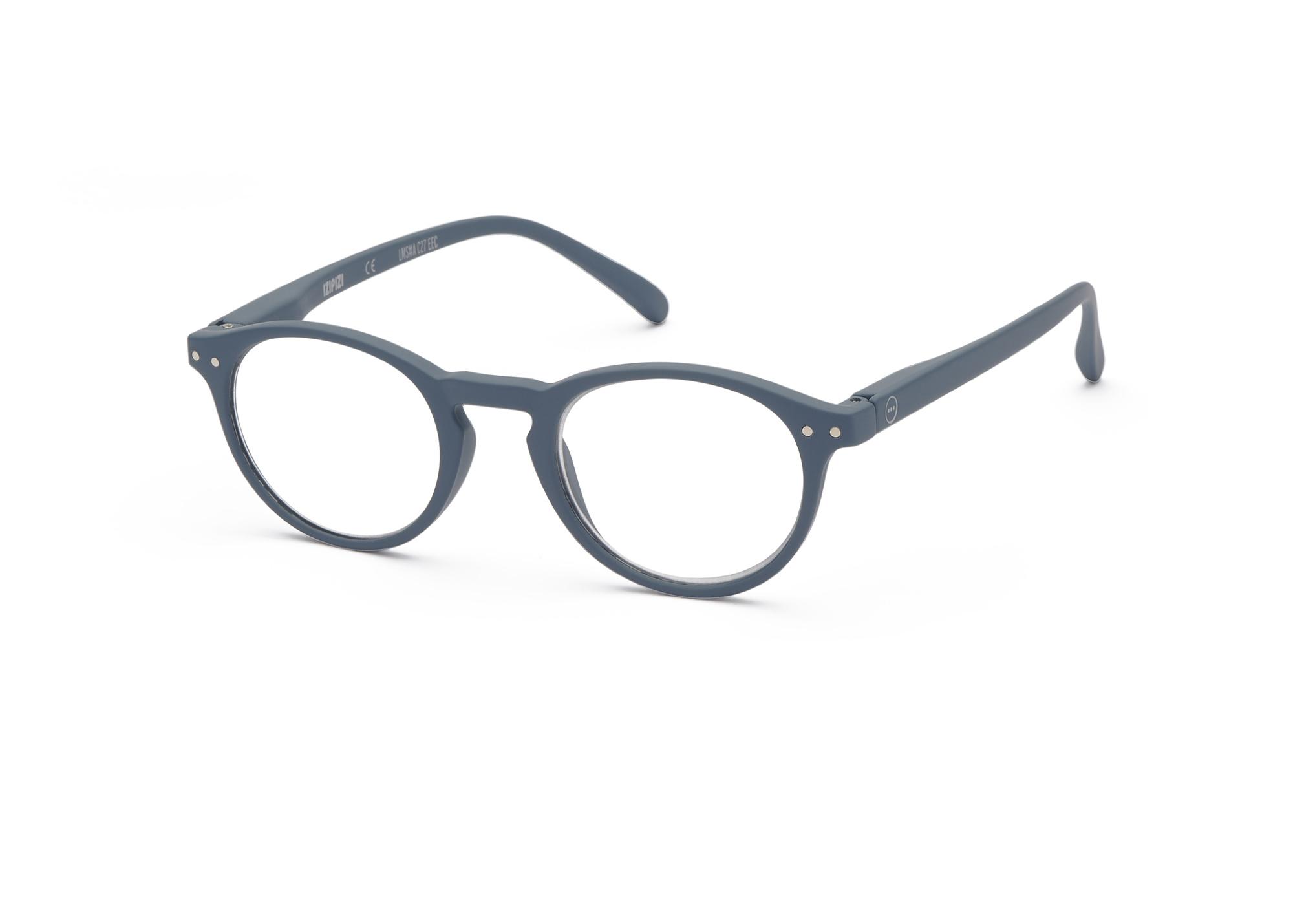 Izipizi leesbril model A Grey-3