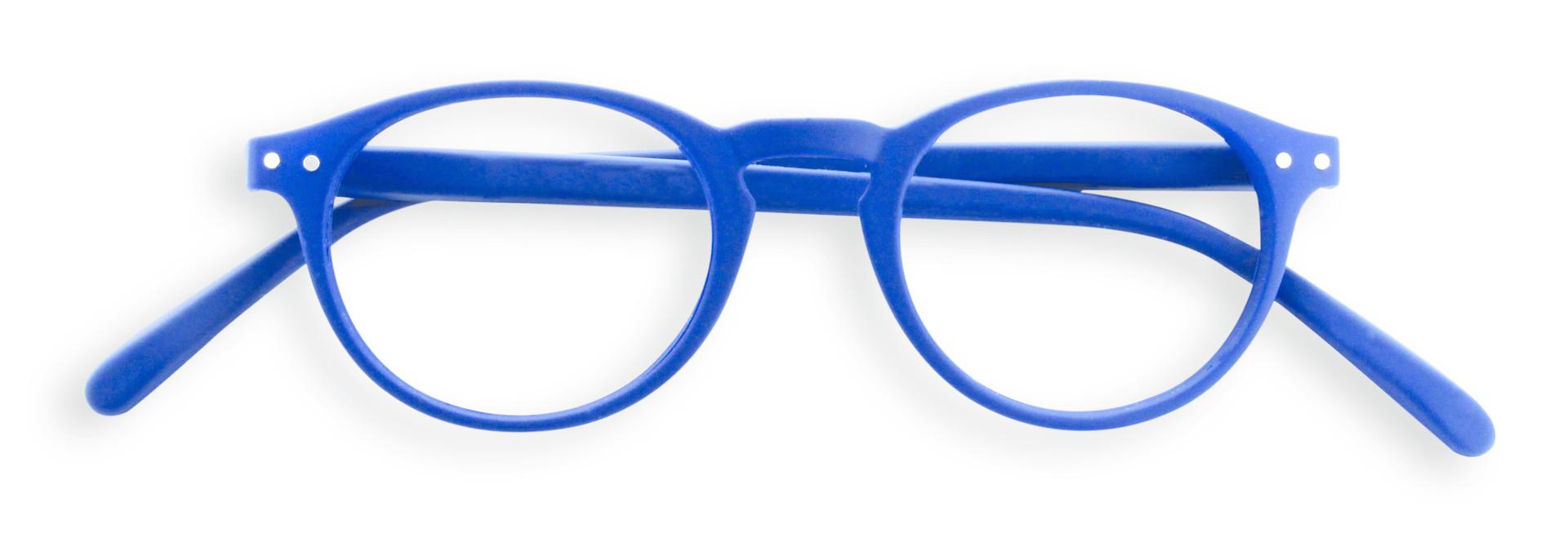 Izipizi leesbril model A Navy Blue