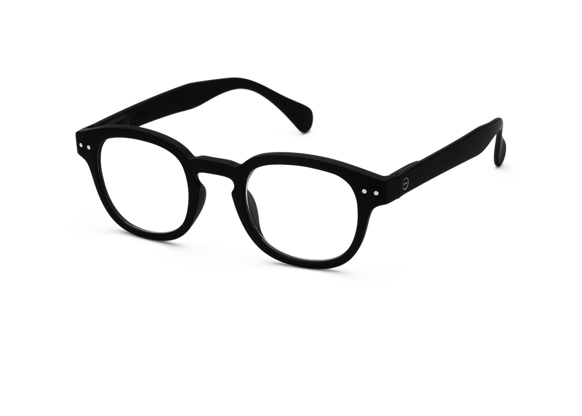 Izipizi leesbril model C Black-3