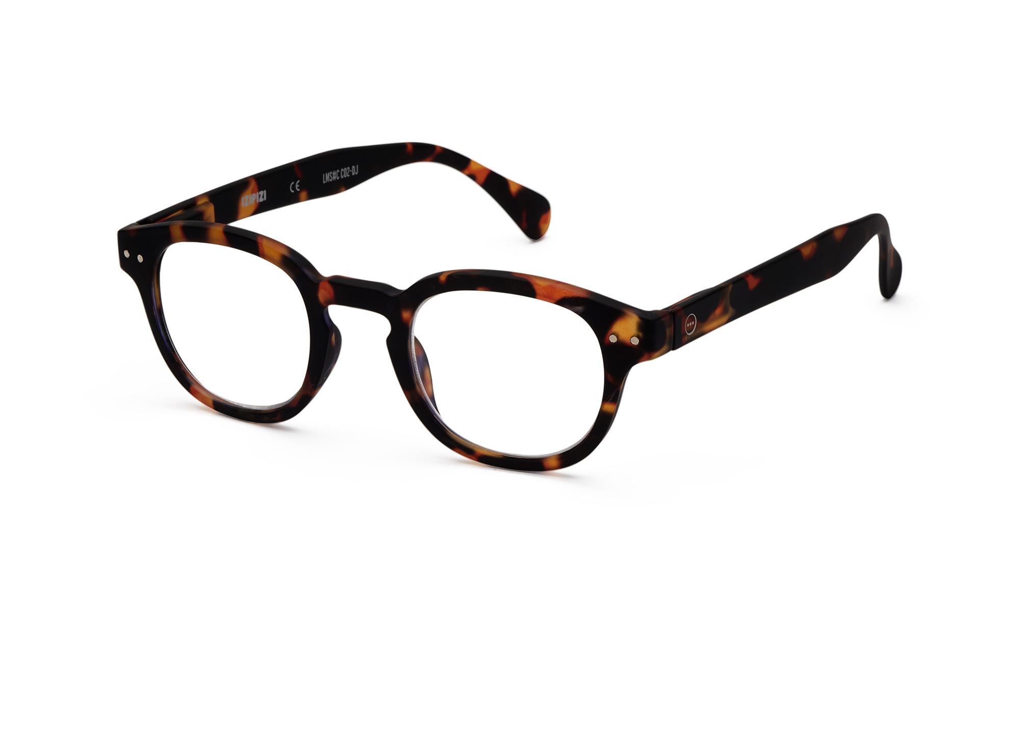 Izipizi leesbril model C Tortoise-3