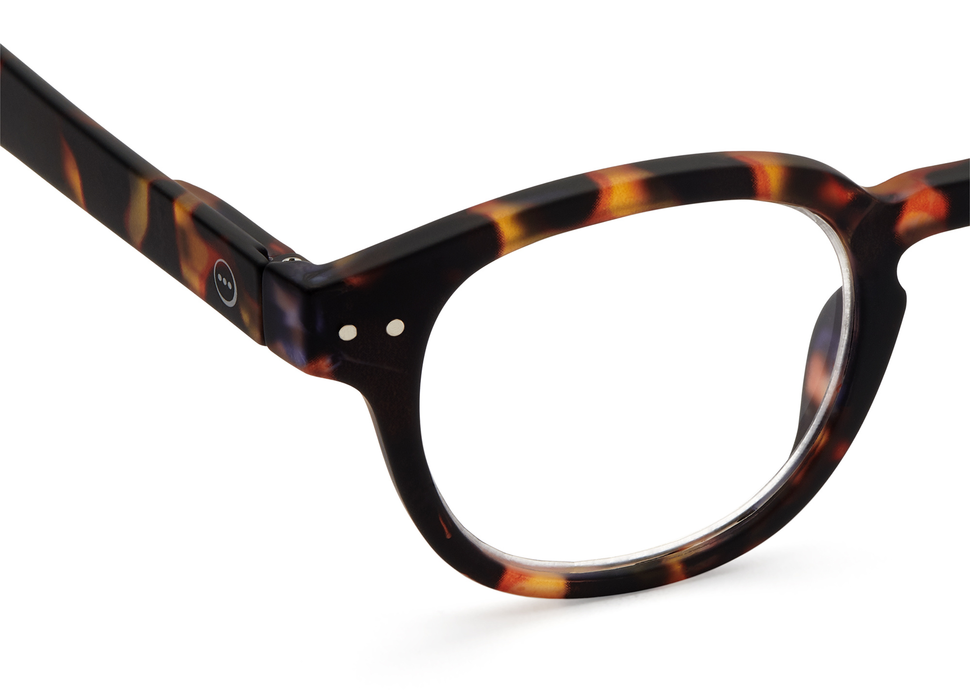 Izipizi leesbril model C Tortoise-2