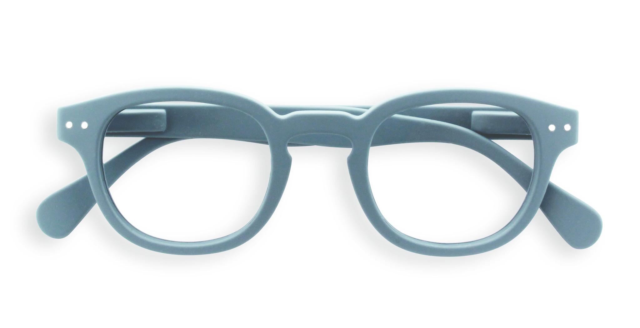 Izipizi leesbril model C Grey-1