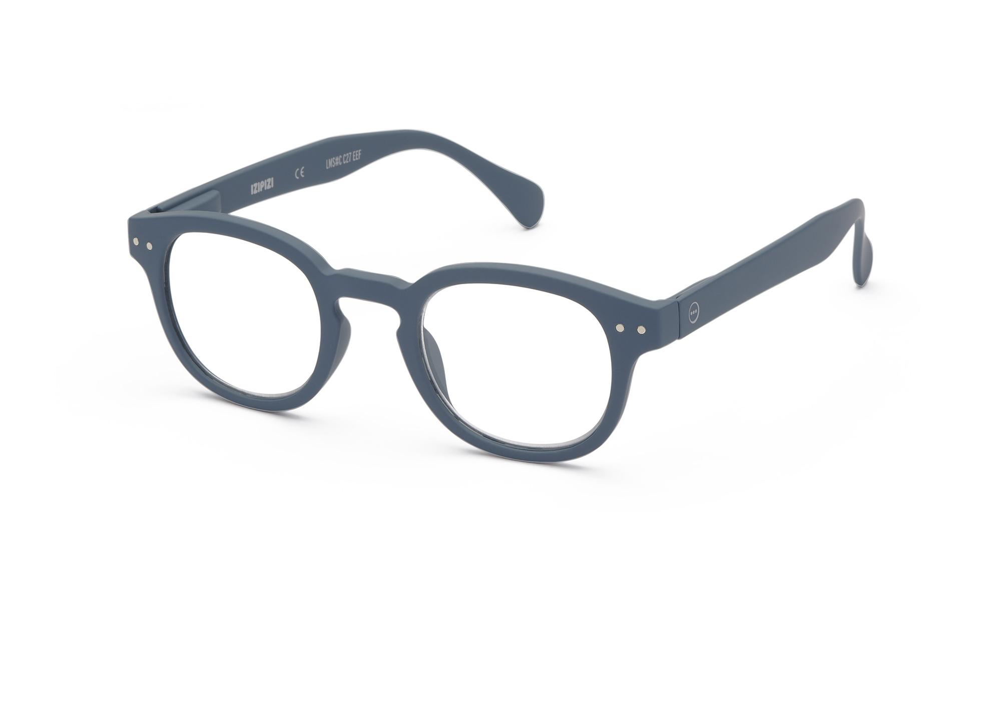 Izipizi leesbril model C Grey-3