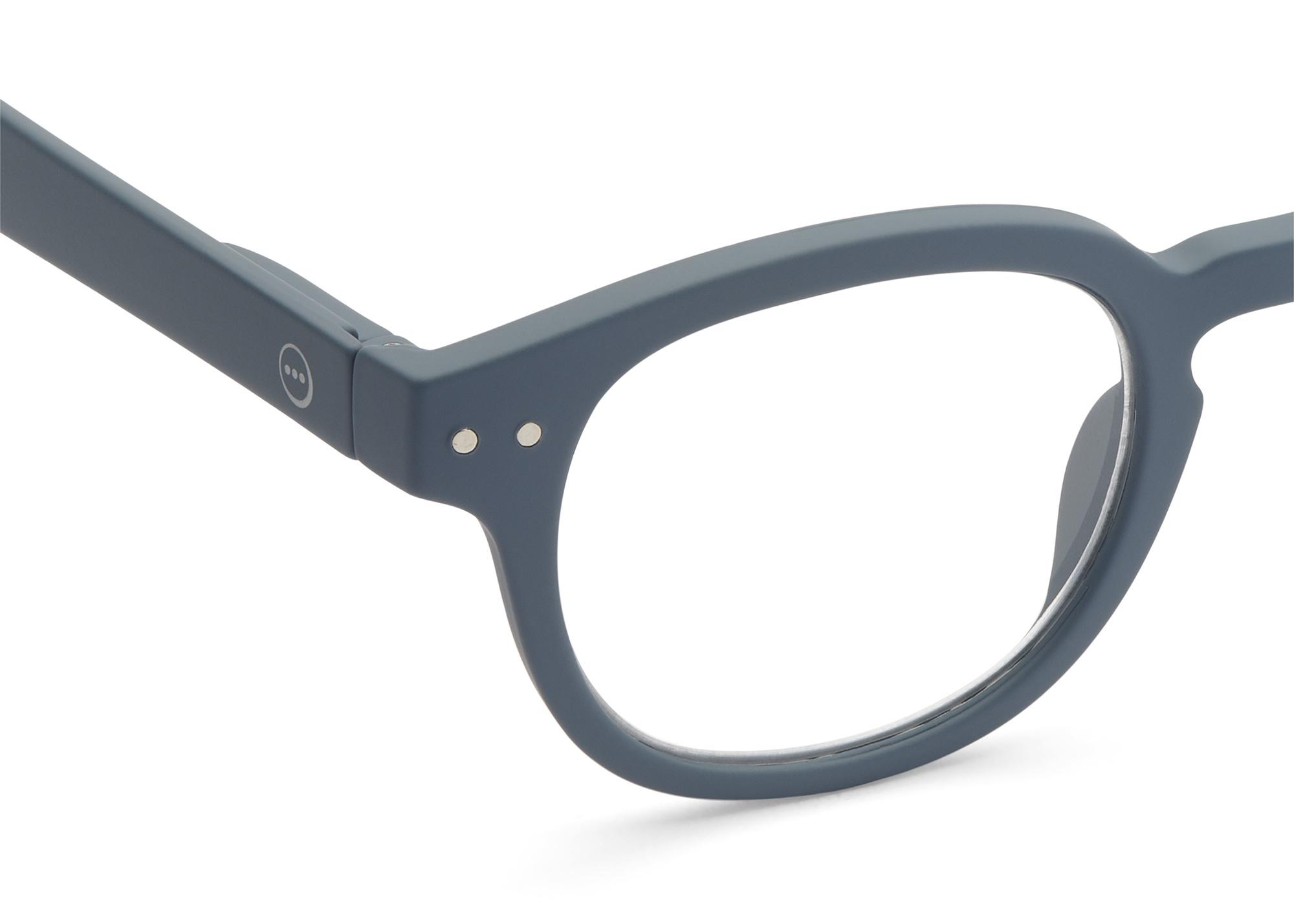 Izipizi leesbril model C Grey-2