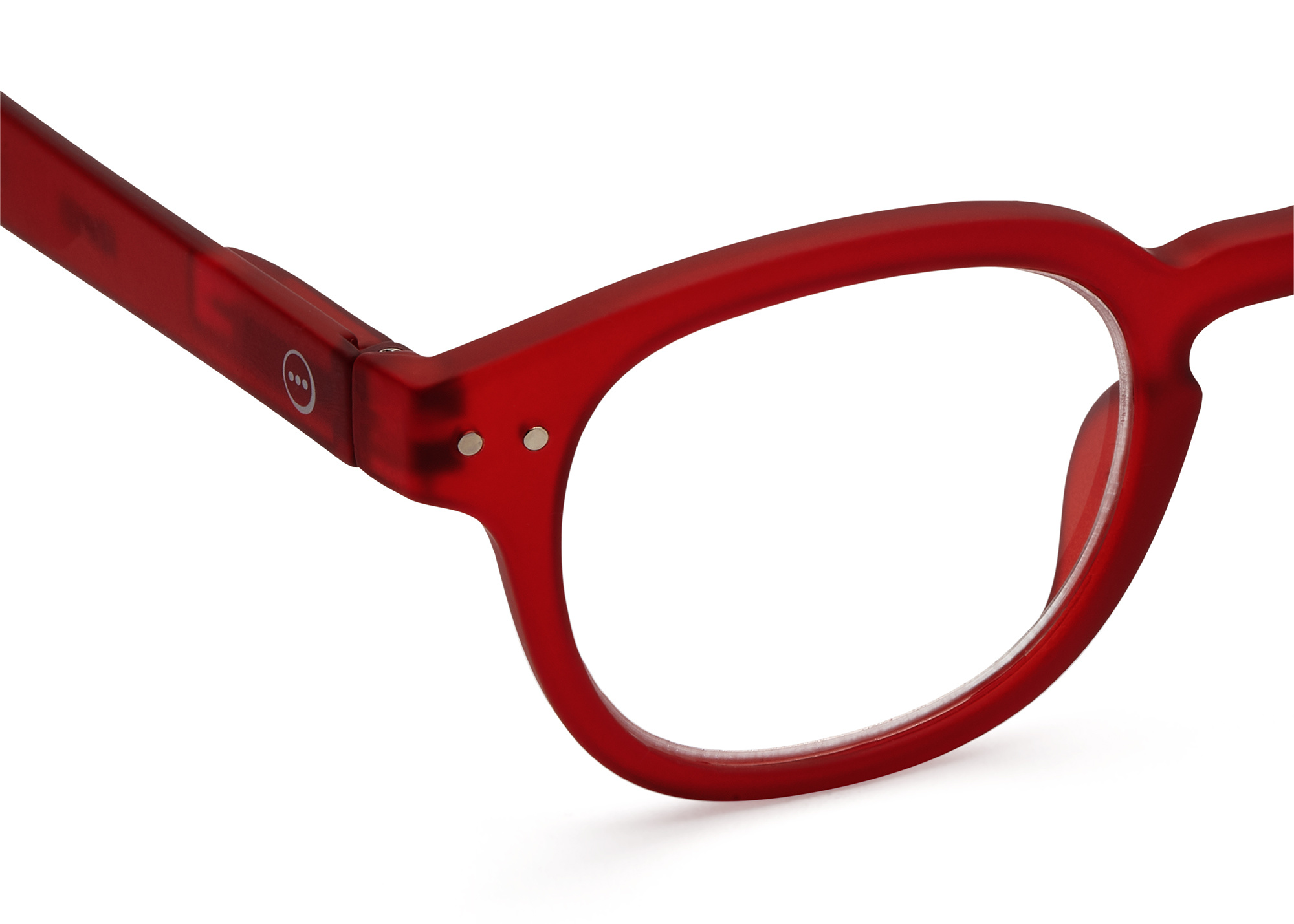 Izipizi leesbril model C Red-2