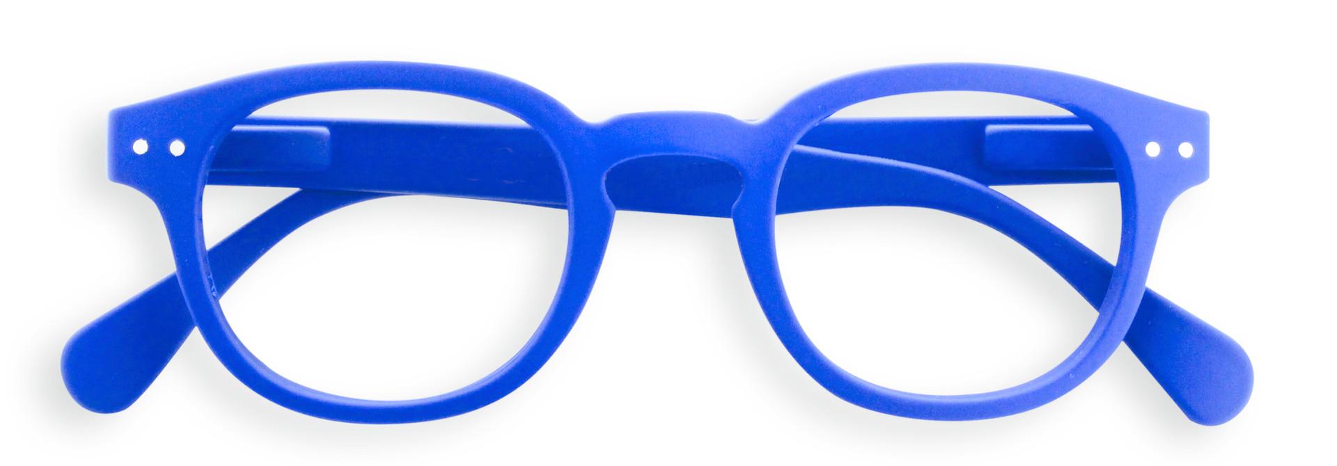 Izipizi leesbril model C Navy Blue