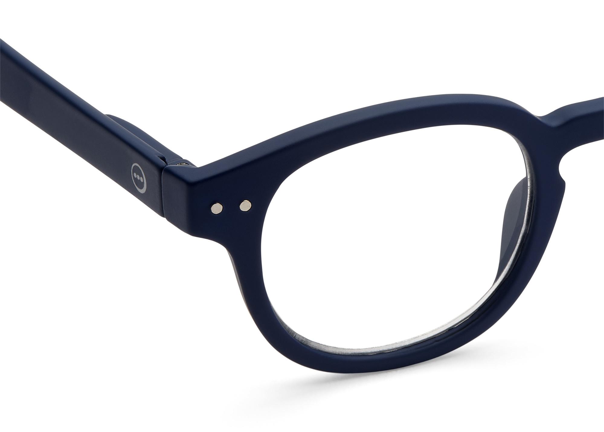 Izipizi leesbril model C Navy Blue-2