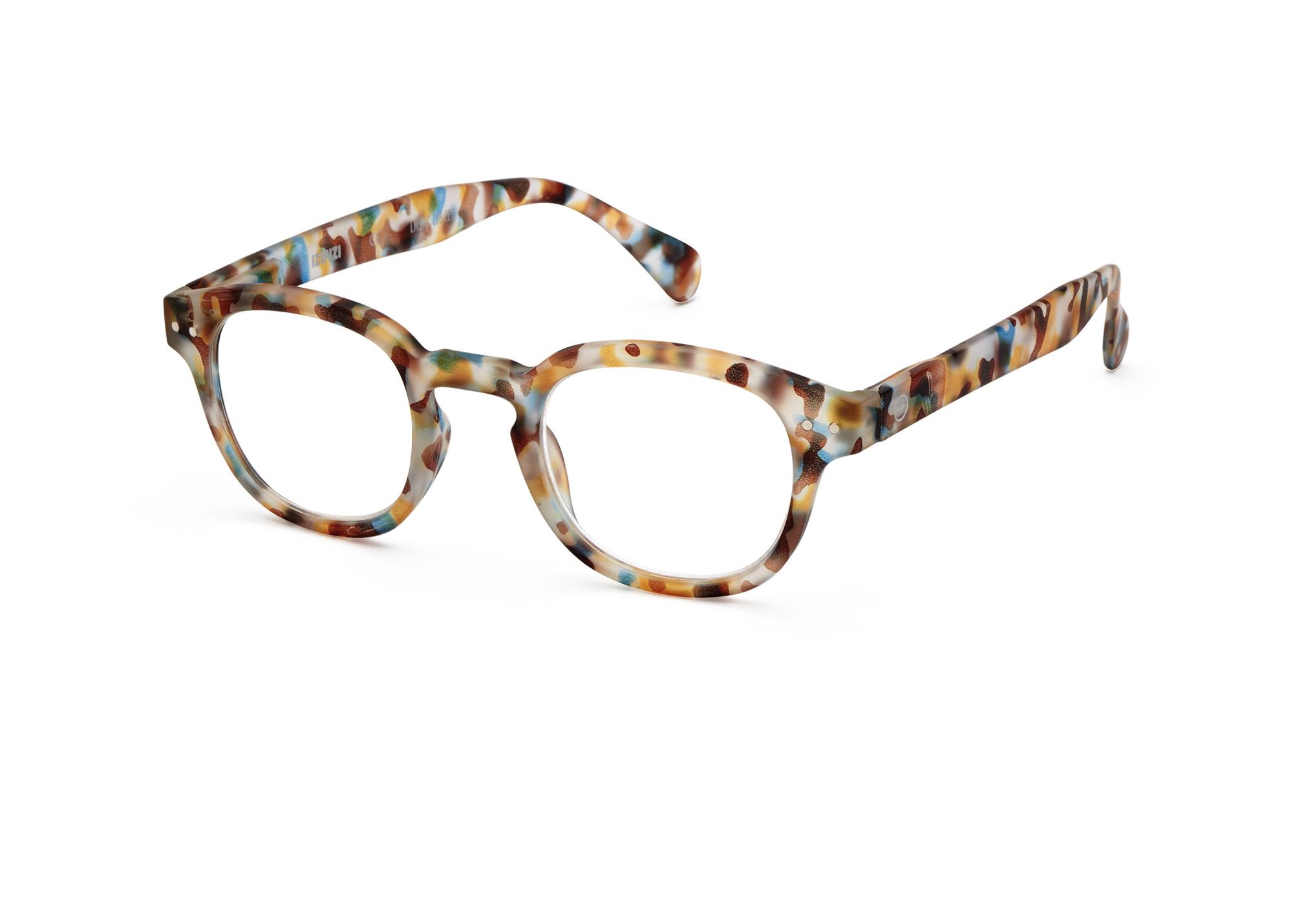 Izipizi leesbril model C Blue Tortoise-3