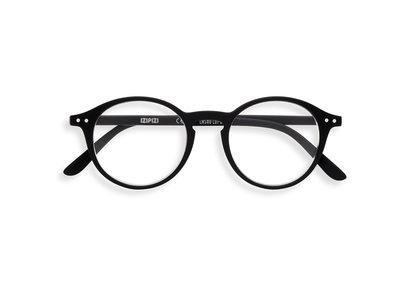 Izipizi leesbril model D Black
