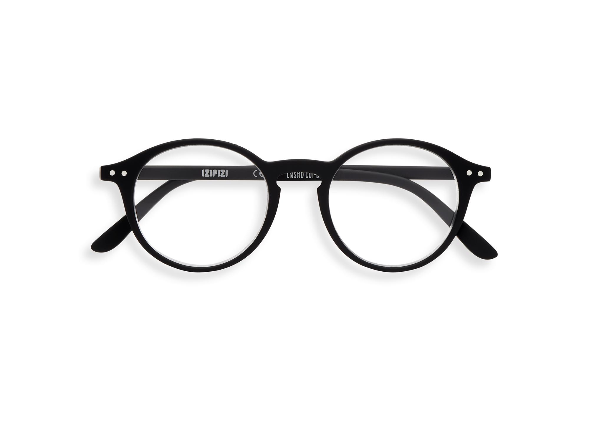 Izipizi leesbril model D Black-1
