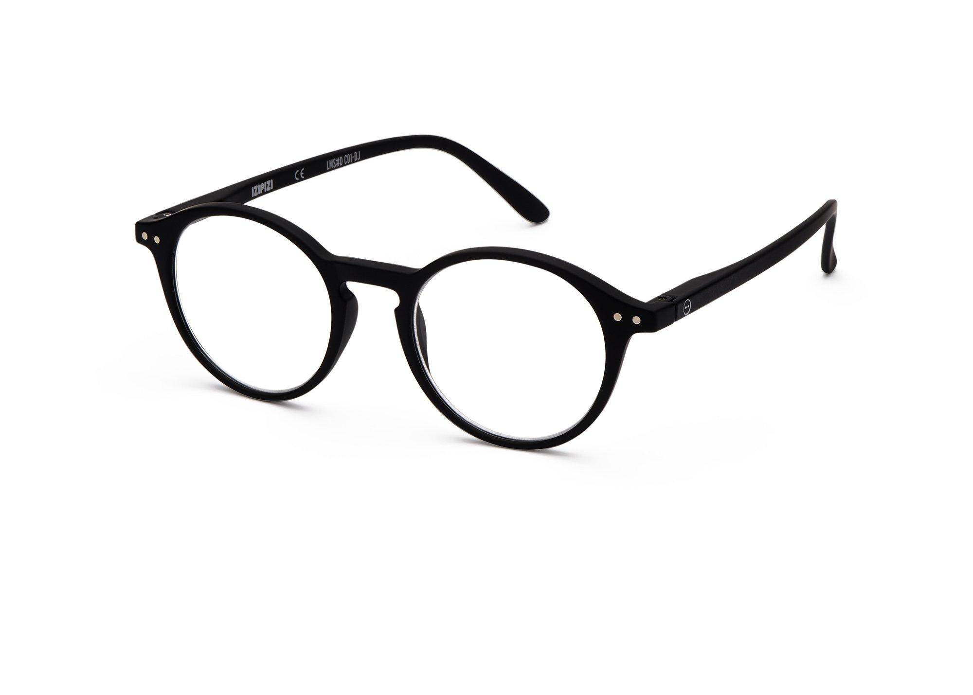 Izipizi leesbril model D Black-3